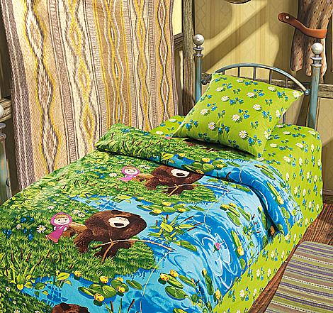 Постельное белье детское постельное